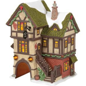 The Mulberry Gate House - Dickens Village by Department 56
