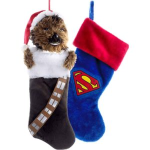 Holiday Stockings & Holders