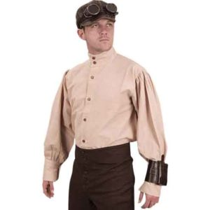 Mens Steampunk Shirts