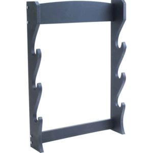 Three Tier Wall Sword Stand