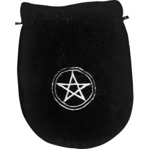 Wiccan Tarot Cards & Rune Pouches