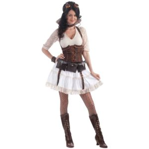 Womens Steampunk Costumes