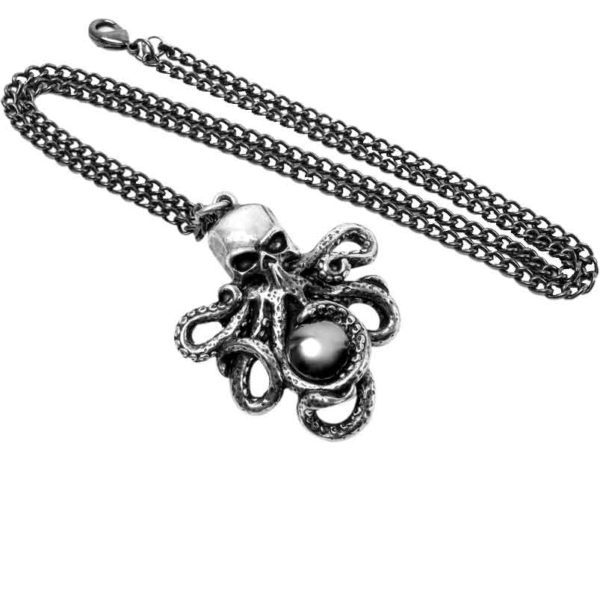 Mammon of the Deep Necklace