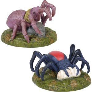 Spider Phobia - Halloween Village Accessories by Department 56