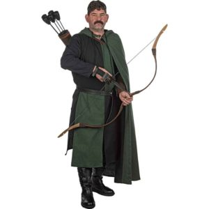 Mens Medieval Archer Outfit