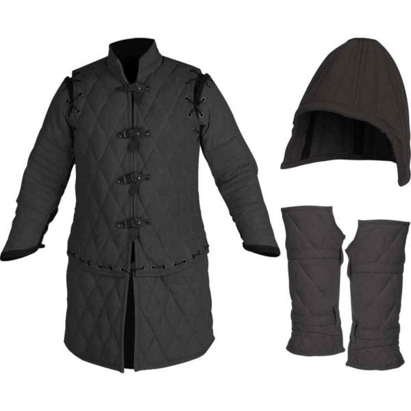 Arthur Arming Wear and Gambeson Set