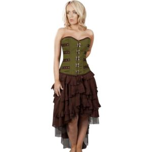 Olive Ophelie Womens Steampunk Outfit