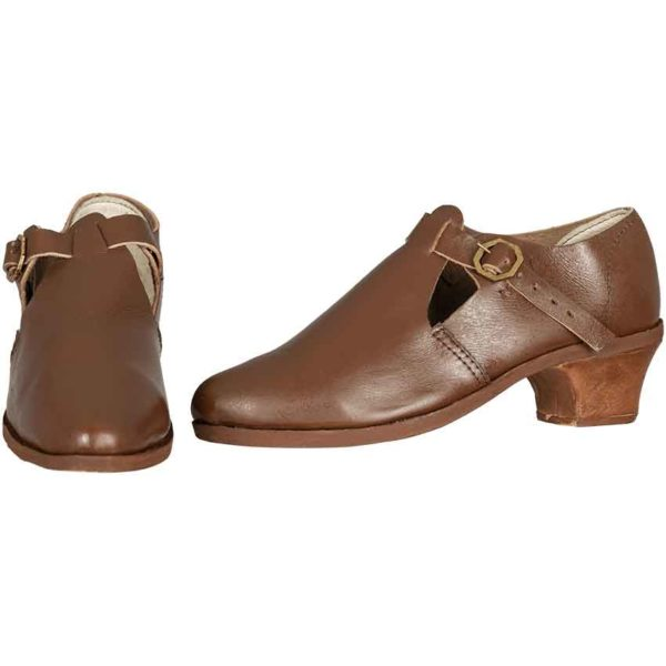 Muriel Medieval Shoes