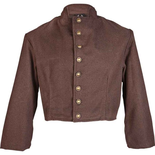 Peary Canvas Jacket