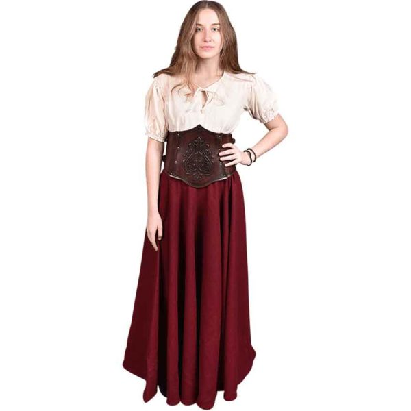 Isolde Medieval Maiden Outfit