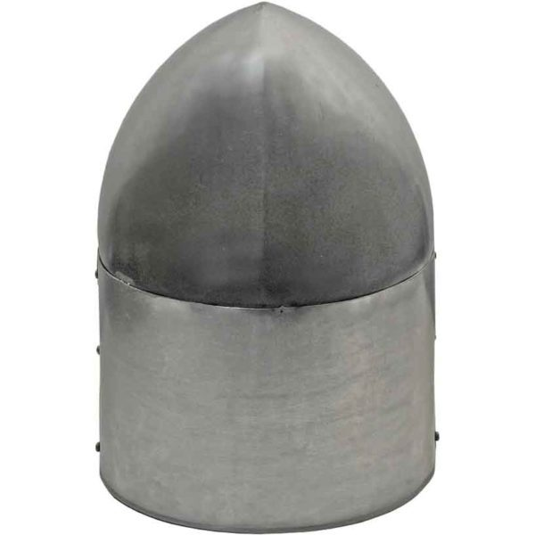 Decorative Sugarloaf Helmet with Stand