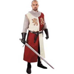 Baron Knight Mens Outfit